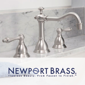 Newport Brass Faucet Repair in Houston, Texas