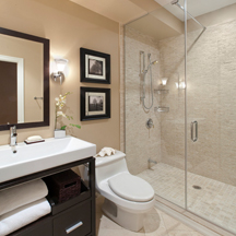 bathroom plumbing repair installation